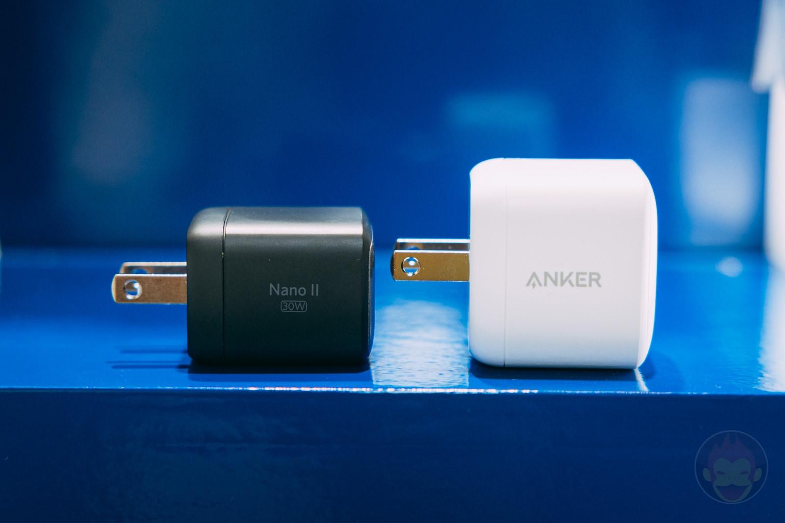 Anker GAN II Nano Series Hands On 12