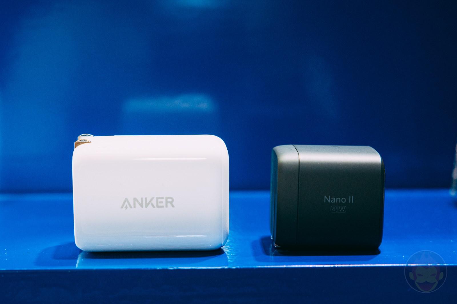 Anker GAN II Nano Series Hands On 13
