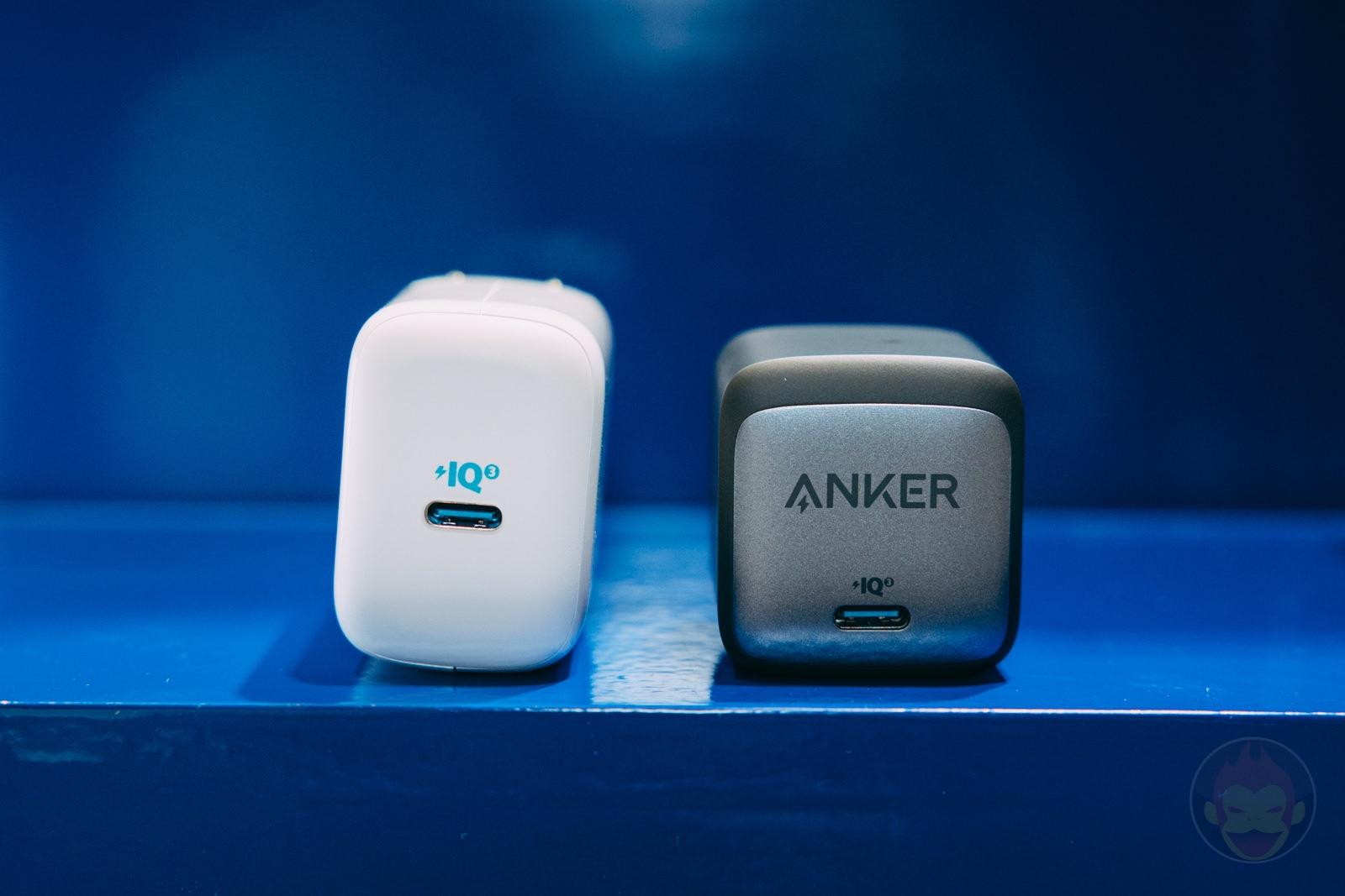 Anker GAN II Nano Series Hands On 14