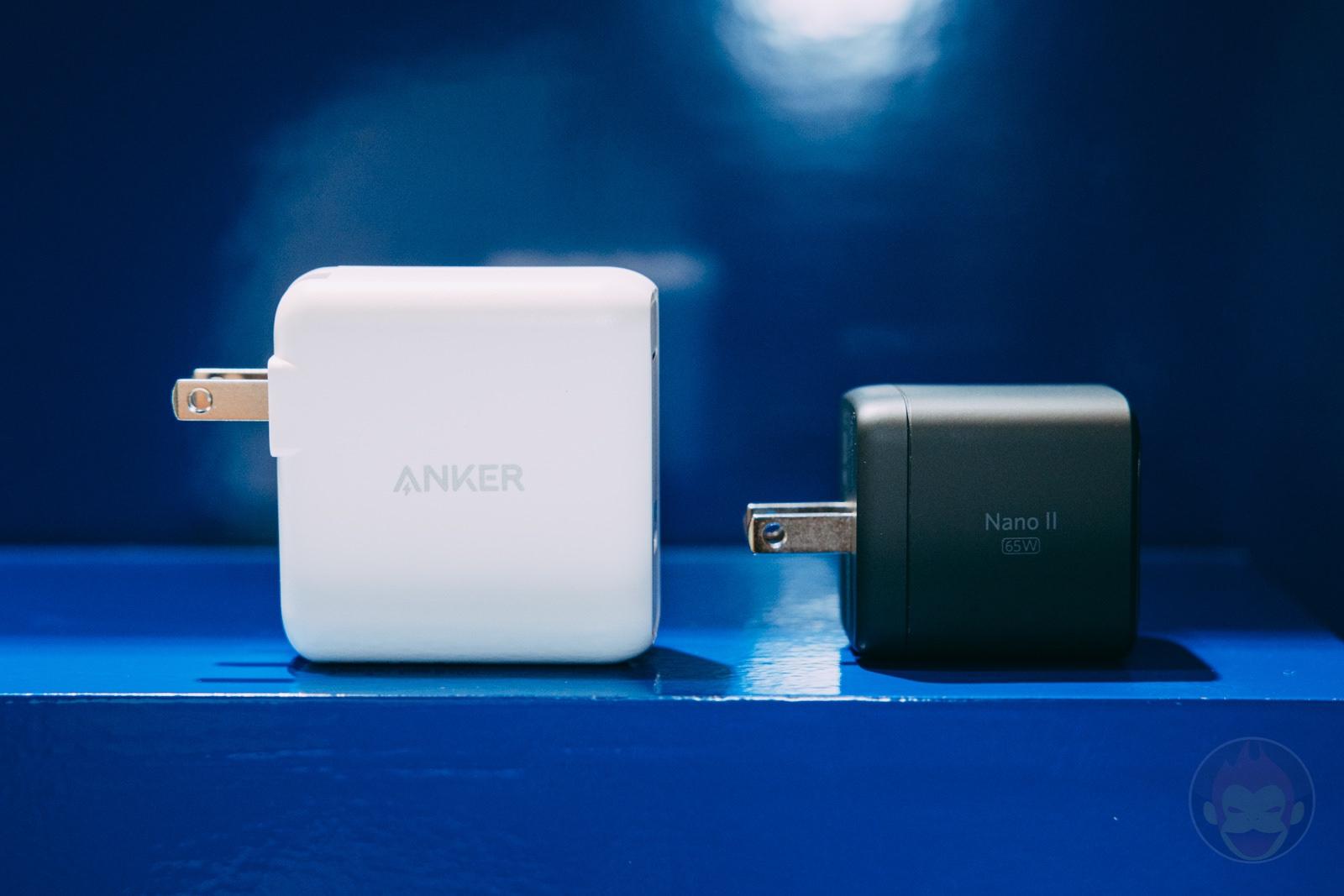 Anker GAN II Nano Series Hands On 16