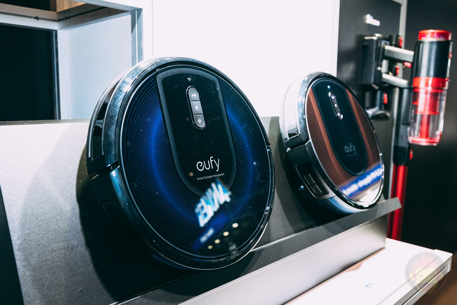 Anker New Eufy Cleaning products hands on 03