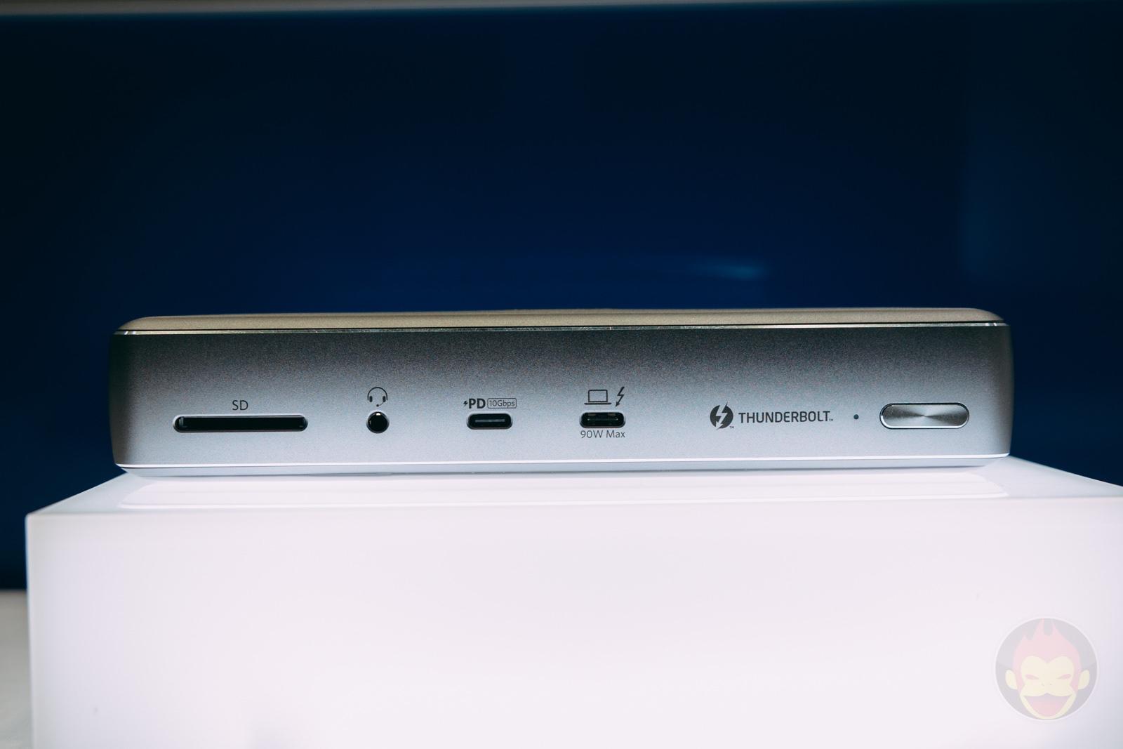 PowerExpand Elite 12-in-1 Thunderbolt 4 Dock