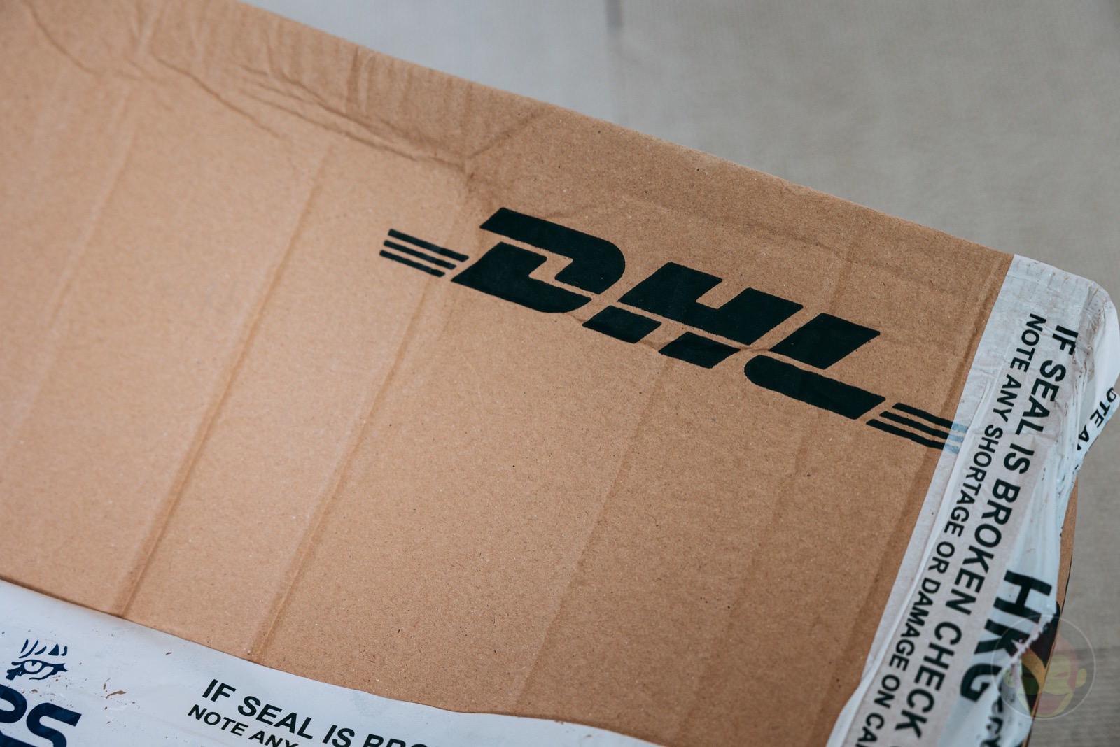 DHL Box 01