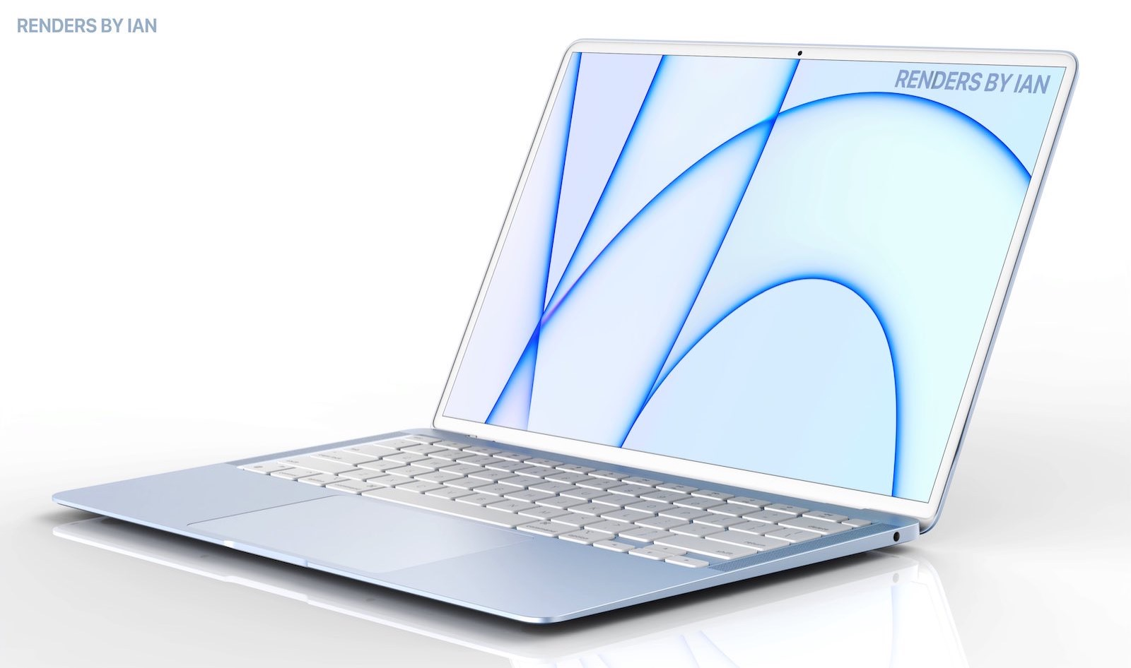 MacBook Air Renderings