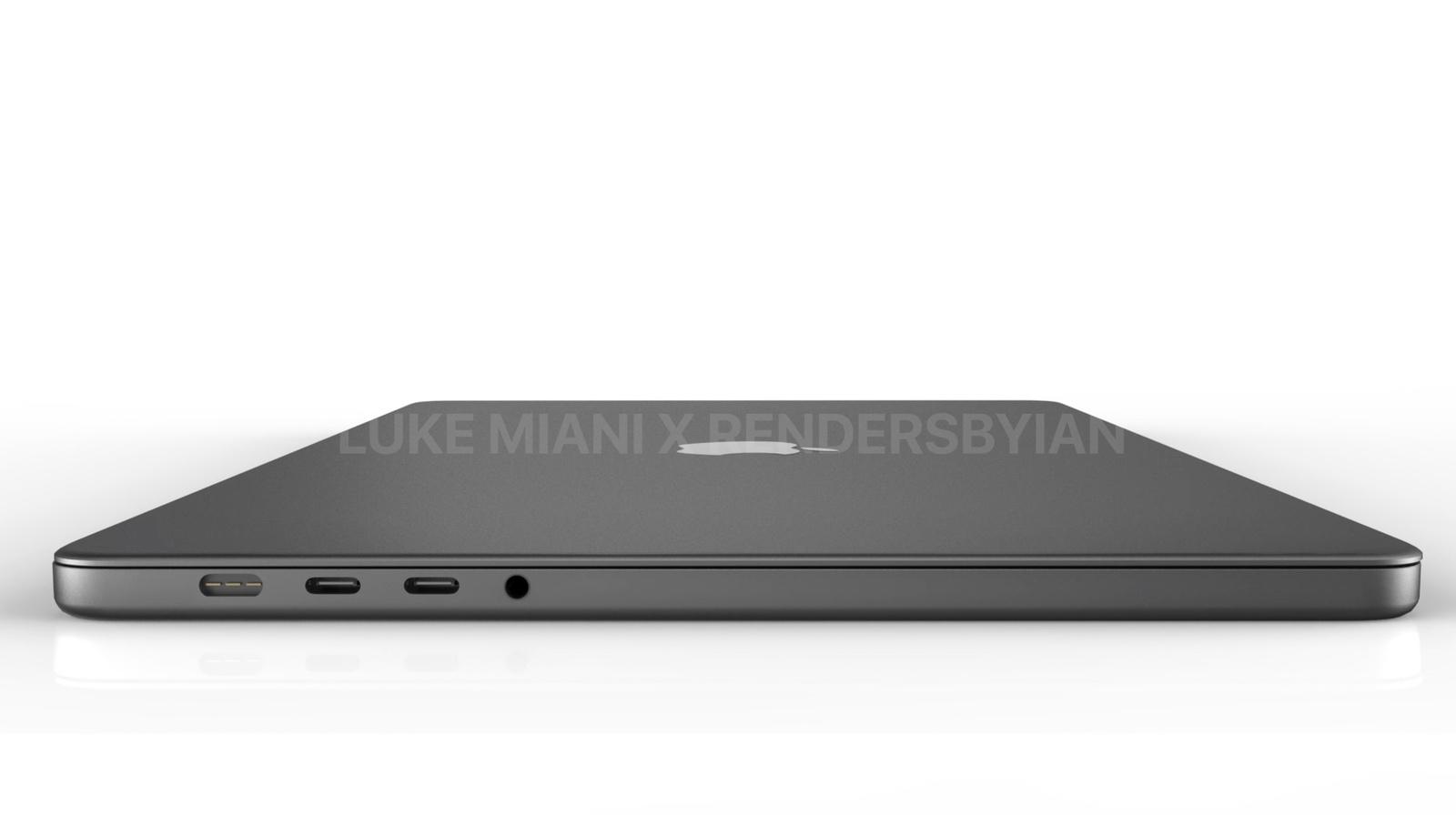 MacBookPro 2021 Rendering Images 03
