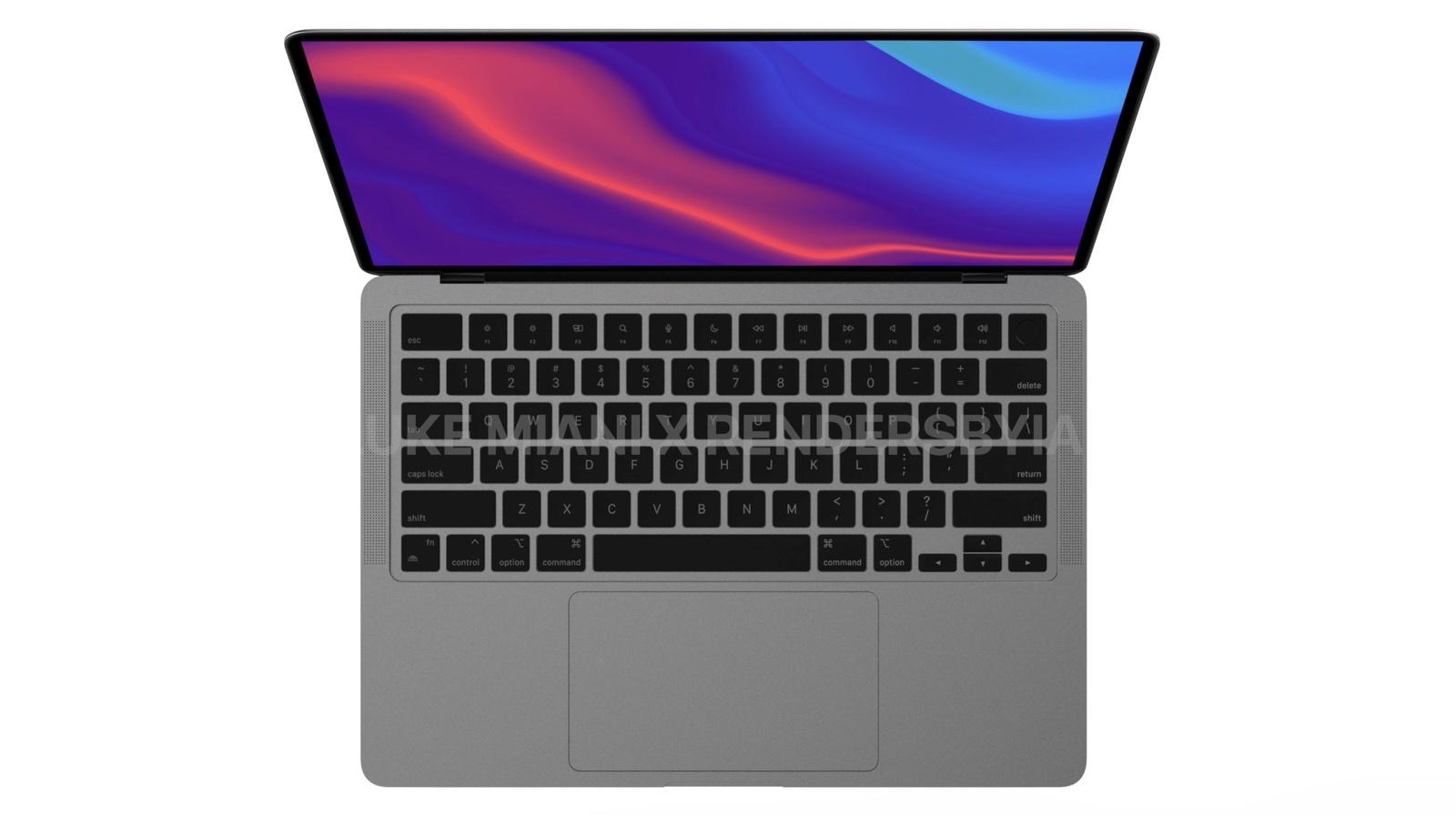 MacBookPro 2021 Rendering Images 05