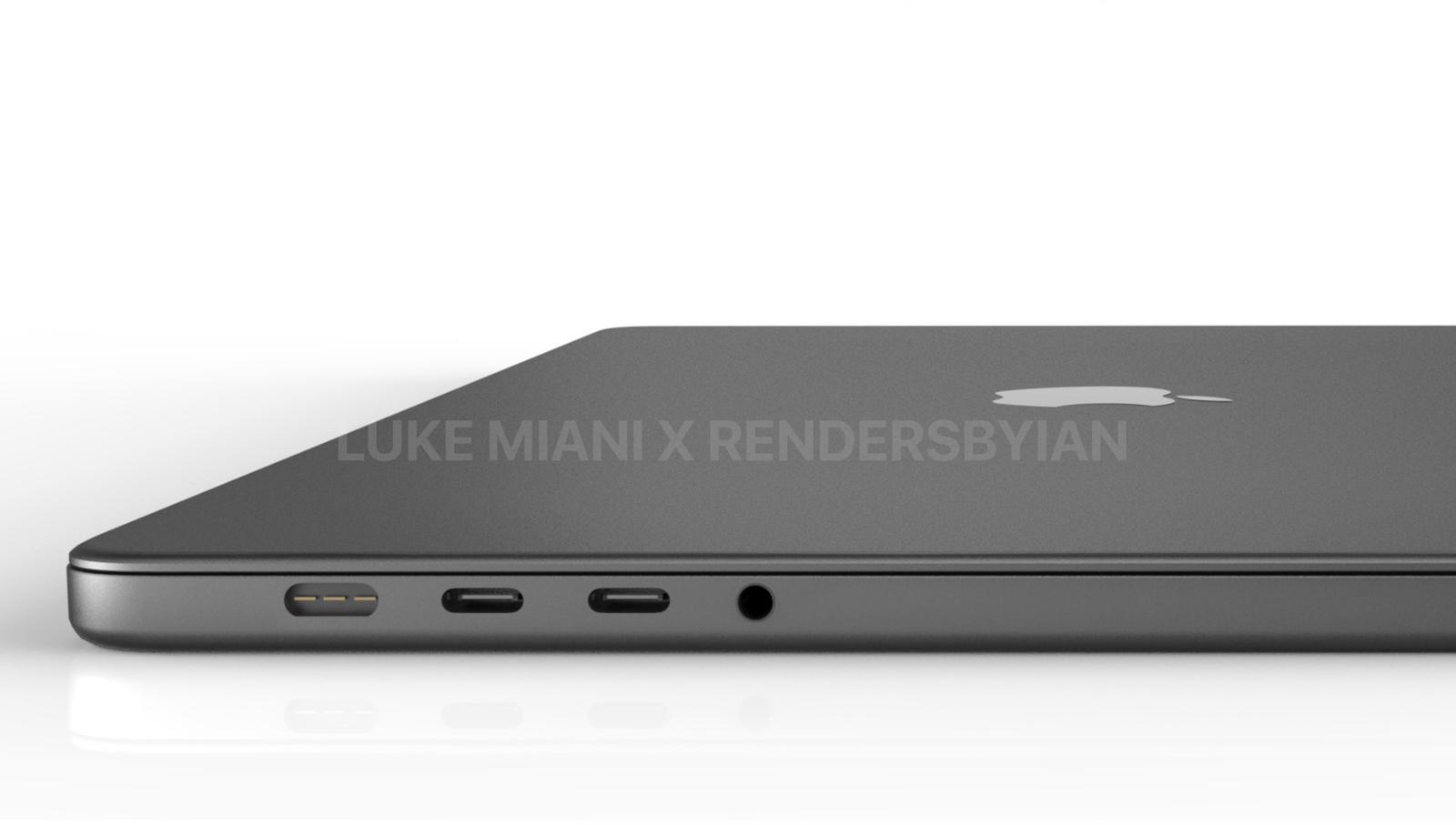 MacBookPro 2021 Rendering Images 08