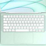 MacBook Air 2022 renderings