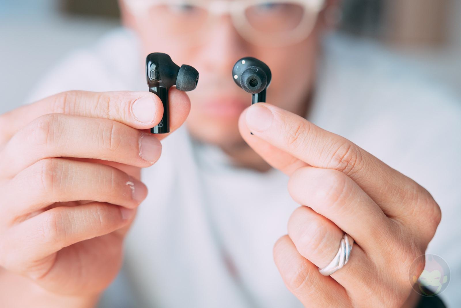 Belkin SOUNDFORAM Freedom Wireless Earphones Review 09