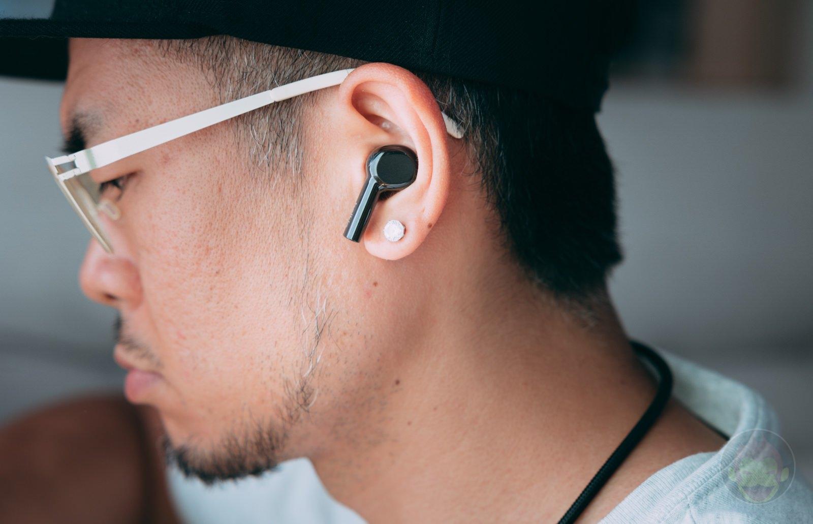 Belkin SOUNDFORAM Freedom Wireless Earphones Review 12