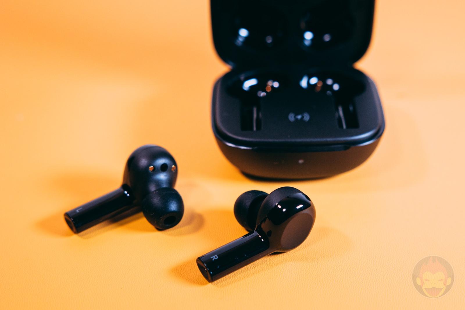 Belkin SOUNDFORAM Freedom Wireless Earphones Review 16