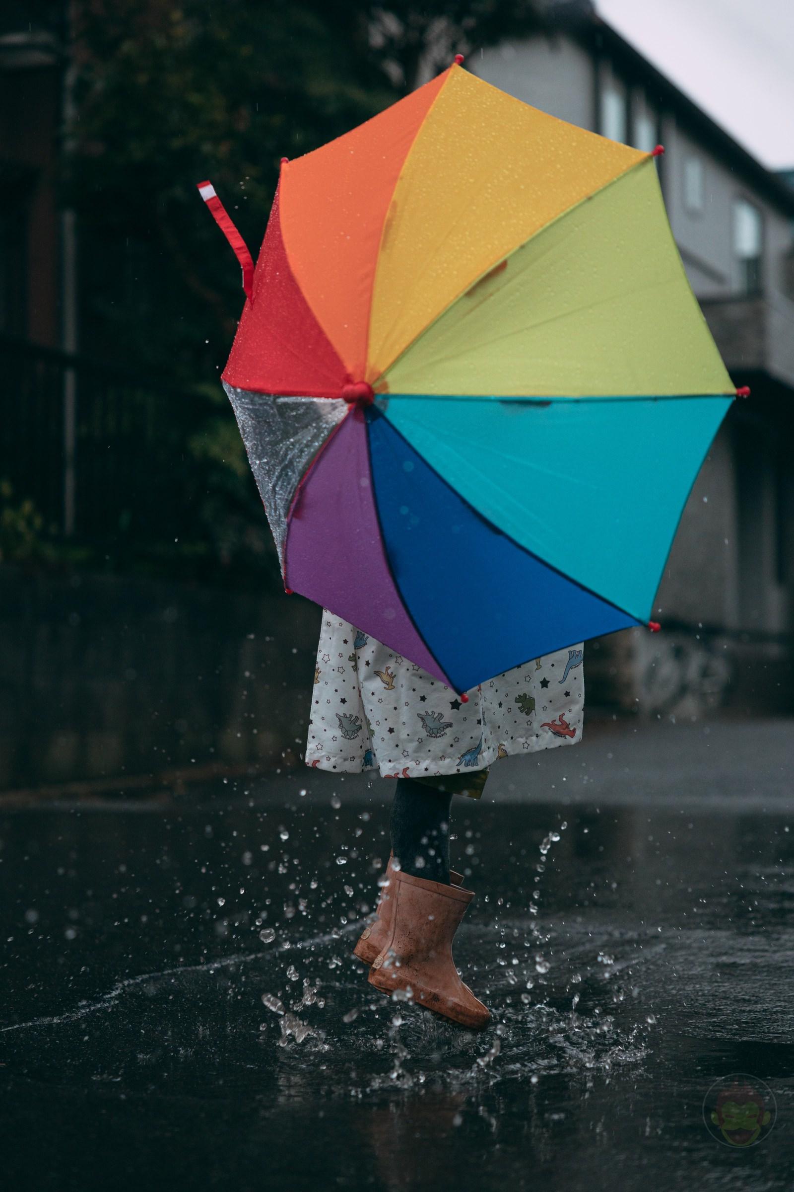 Having Fun in the rain 14