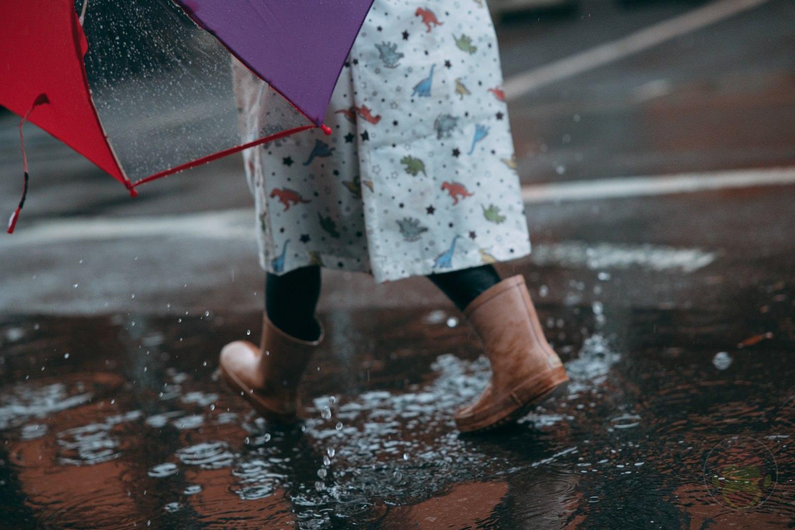 Having Fun in the rain 15