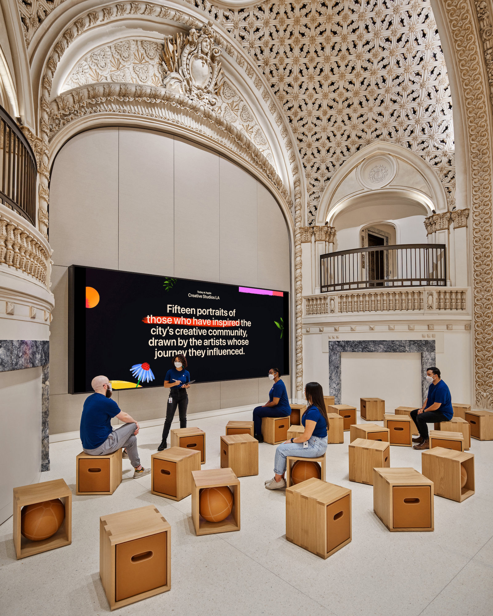 Apple nso tower theater la forum 06222021
