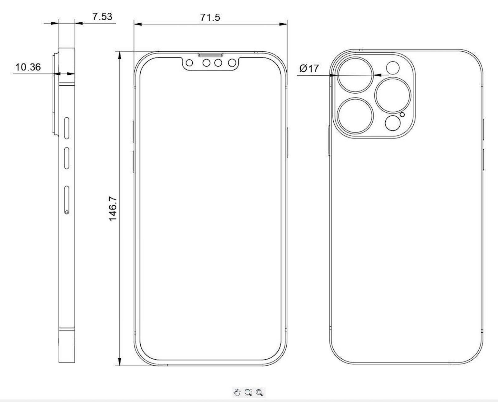 Iphone 13 pro schematics
