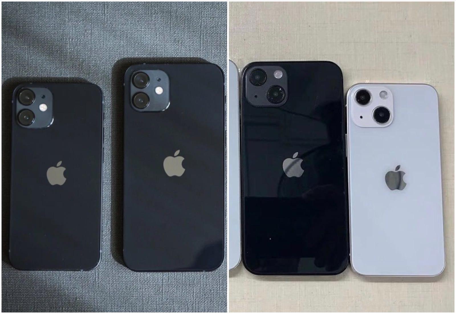 Iphone12 12mini vs 1313mini
