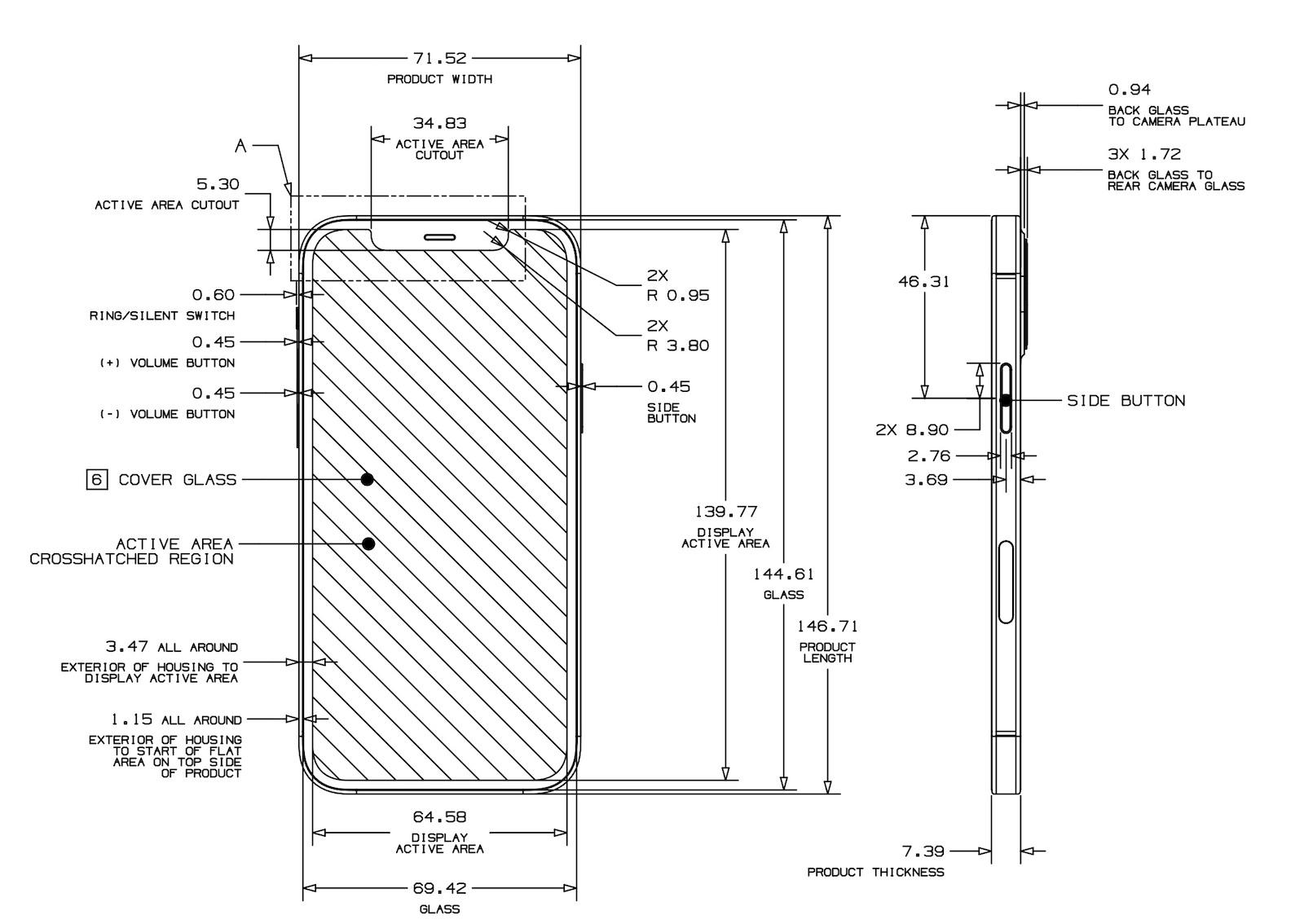 Iphone12pro schematics official 2