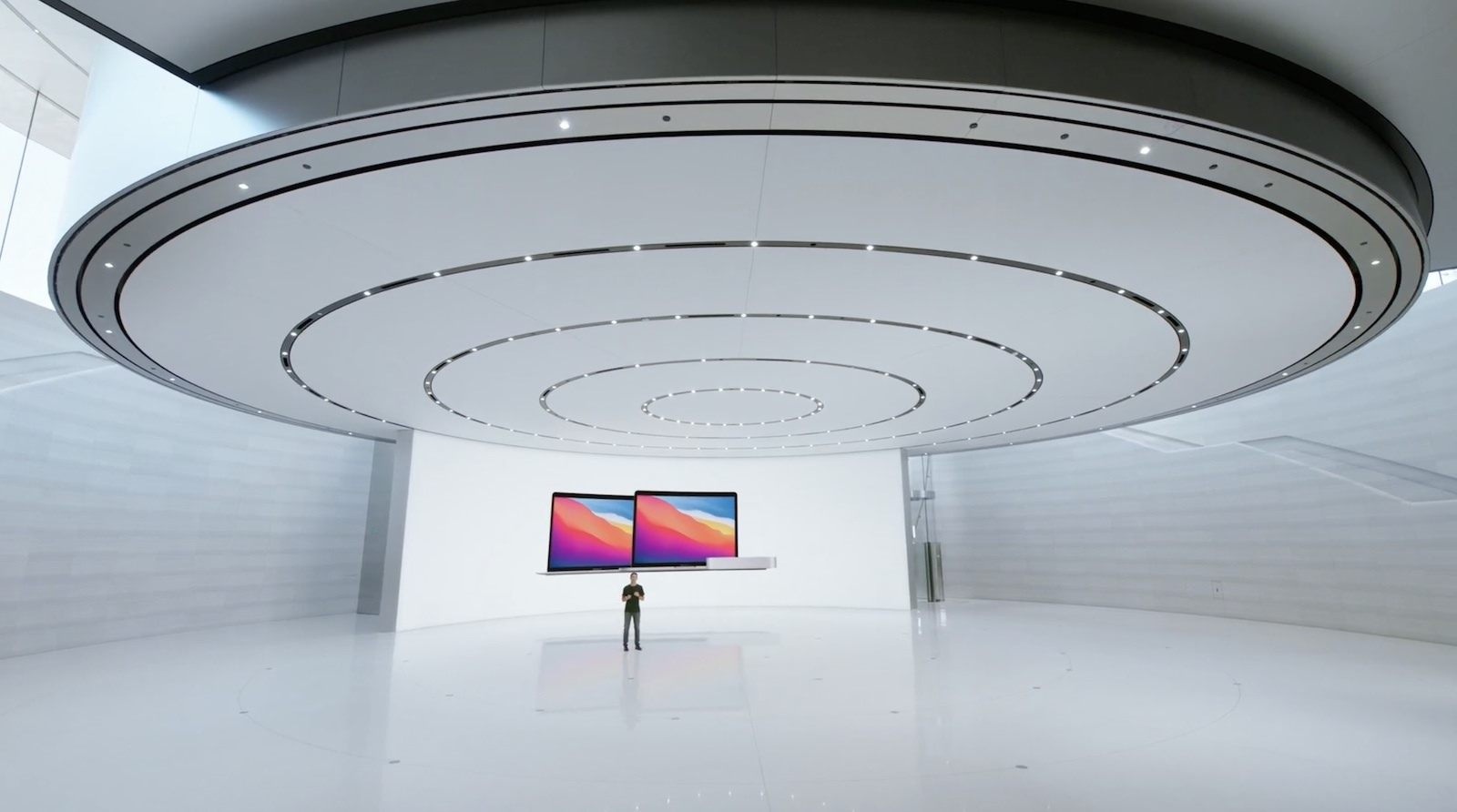 M1 mac announcement