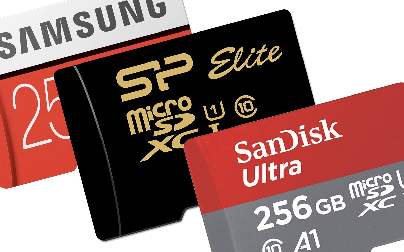 MicroSD Card Sale
