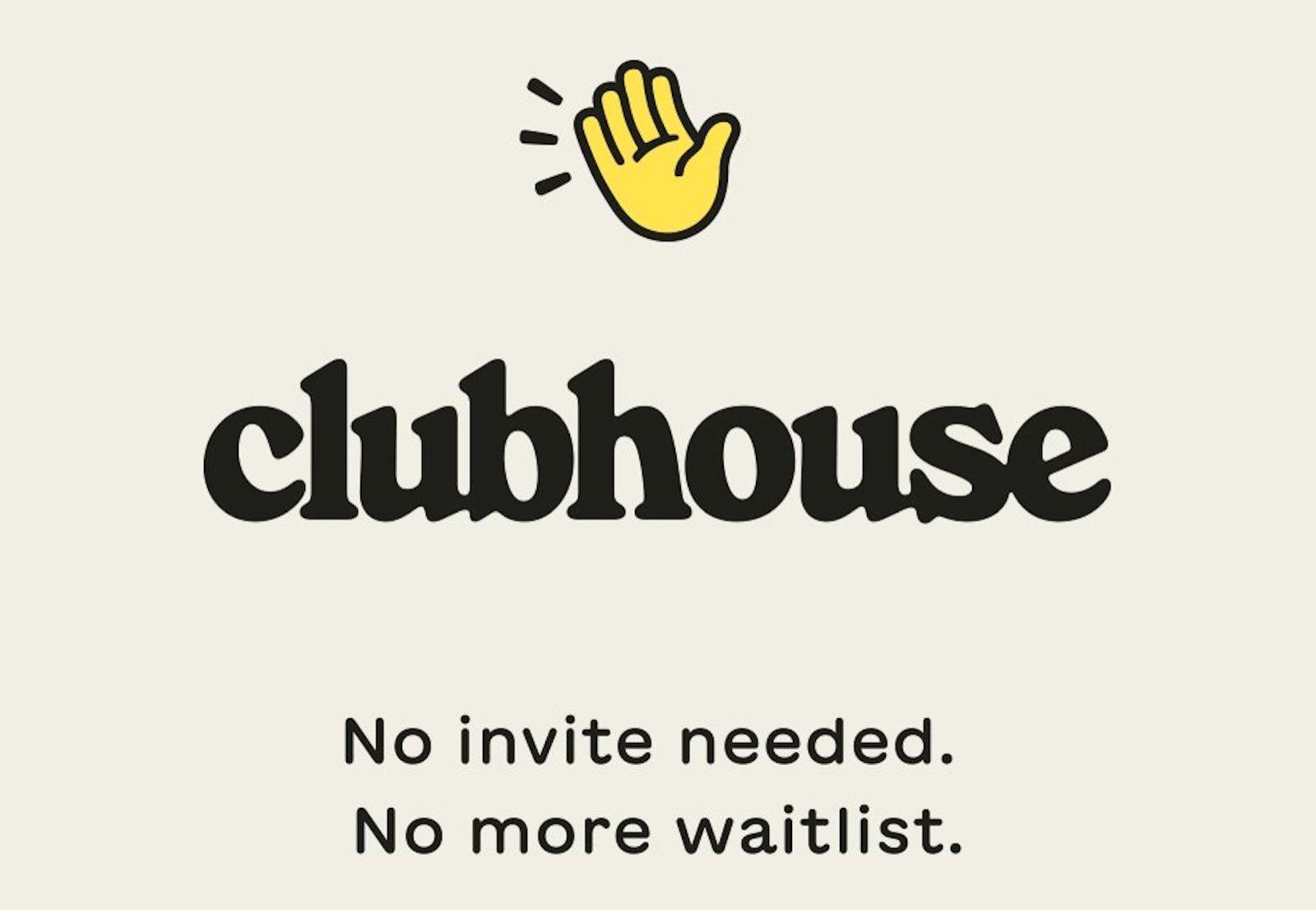 Clubhouse no more invites