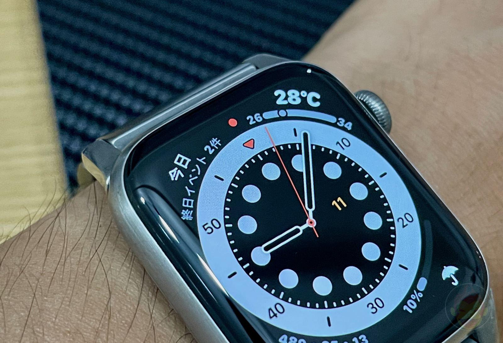 How I use my Apple Watch 02