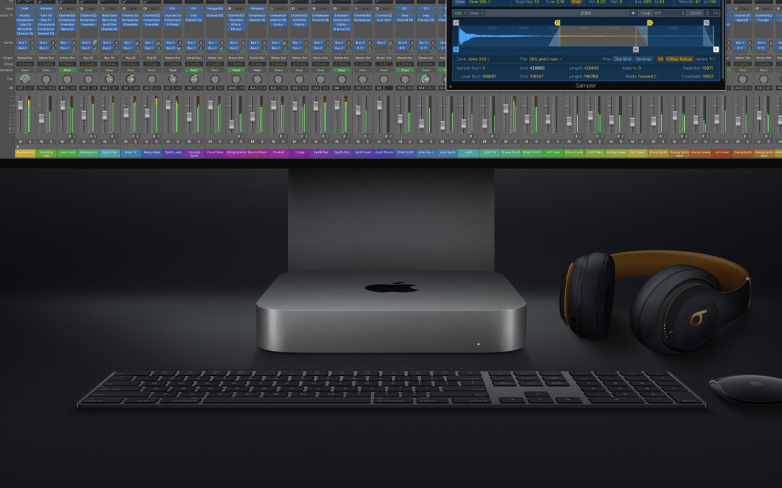 Mac mini photo