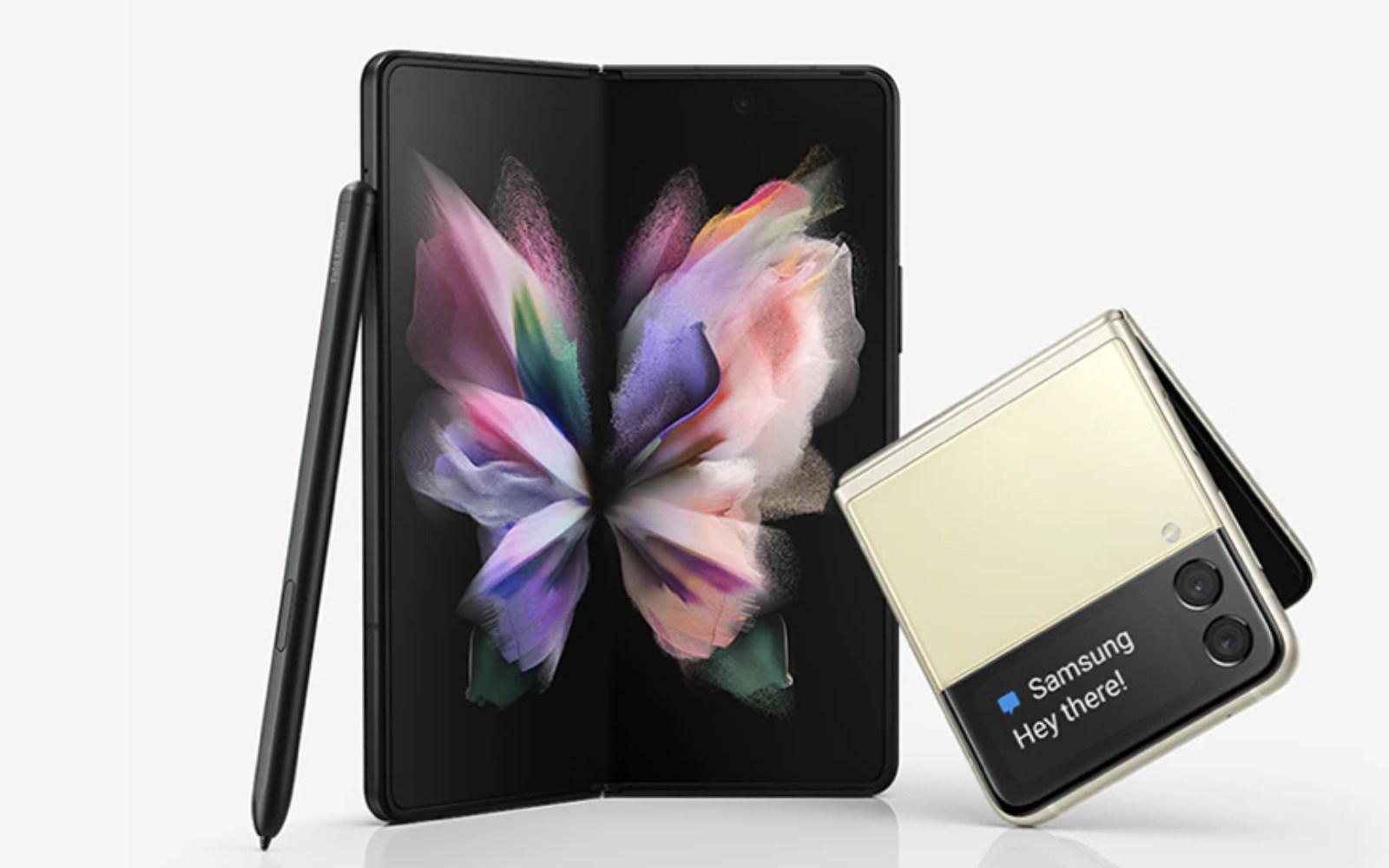 Samsung Galaxy Fold3 Flip3