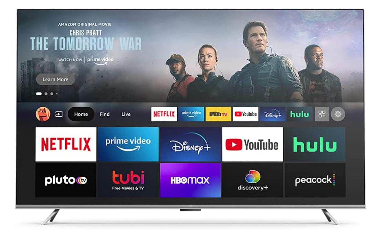 Amazon Fire TV Omni SmartTV