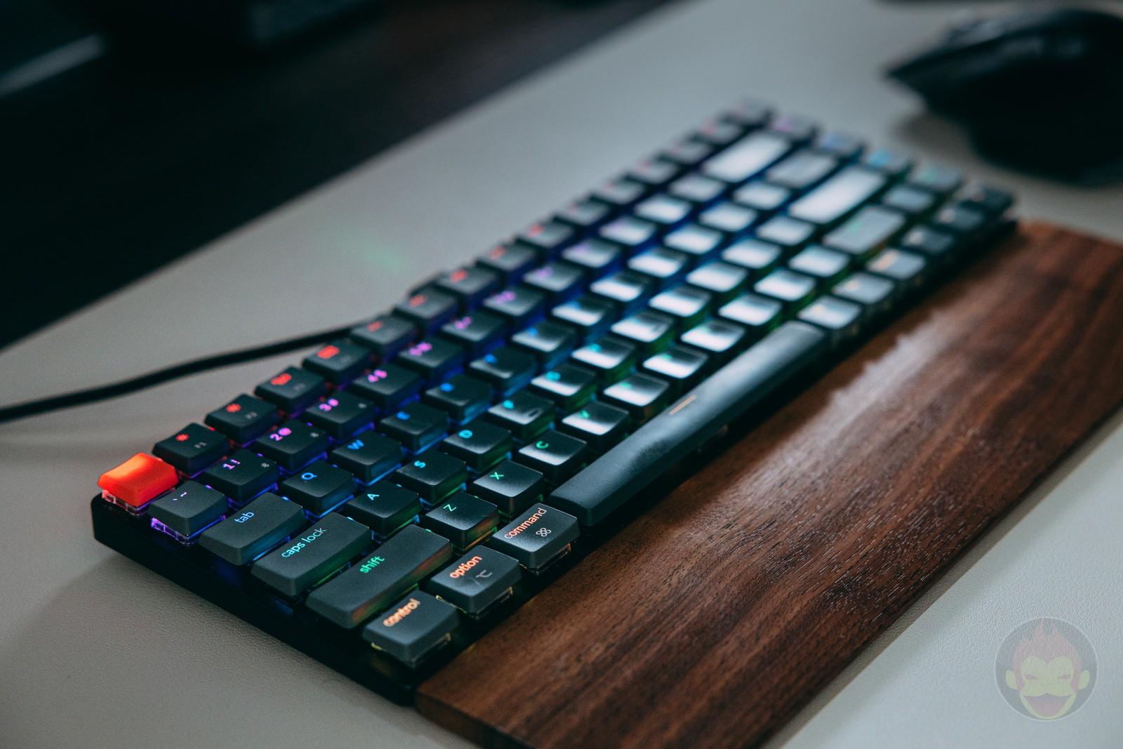Keychron K3 Ultra Slim Keyboard Review 07