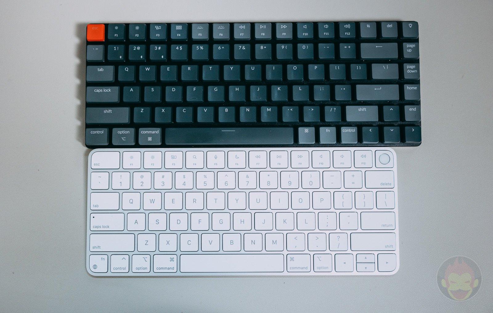 Keychron K3 Ultra Slim Keyboard Review 14