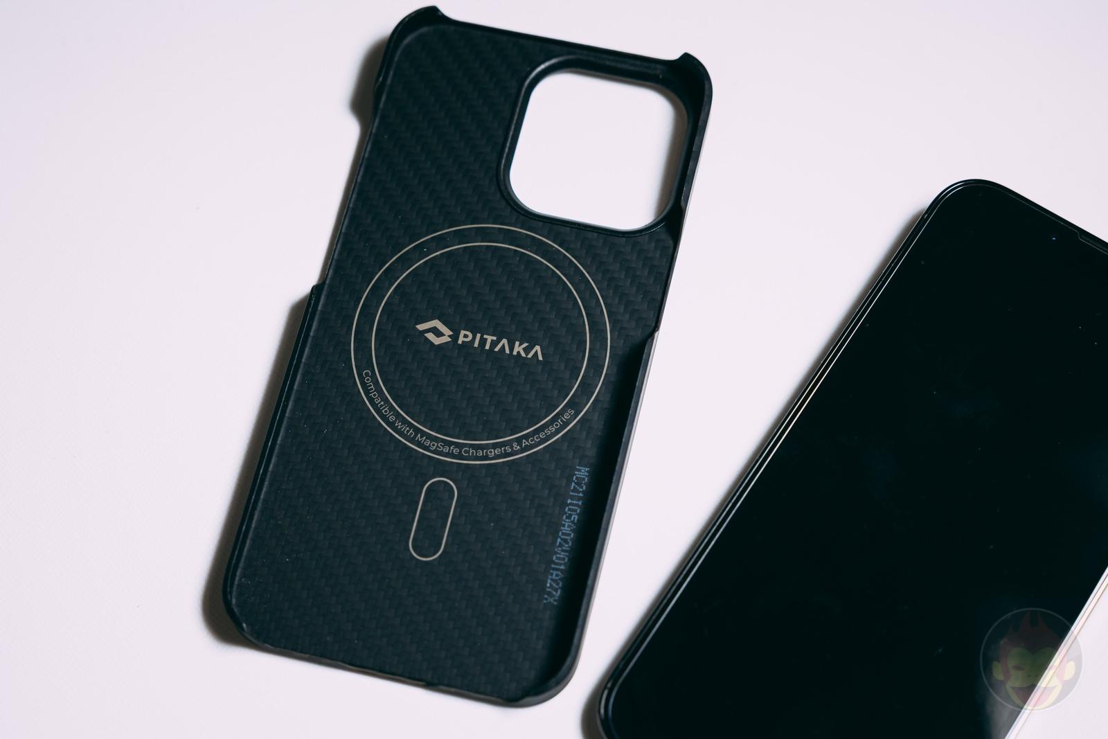 PITAKA MagSafe Compatible Case Review 10