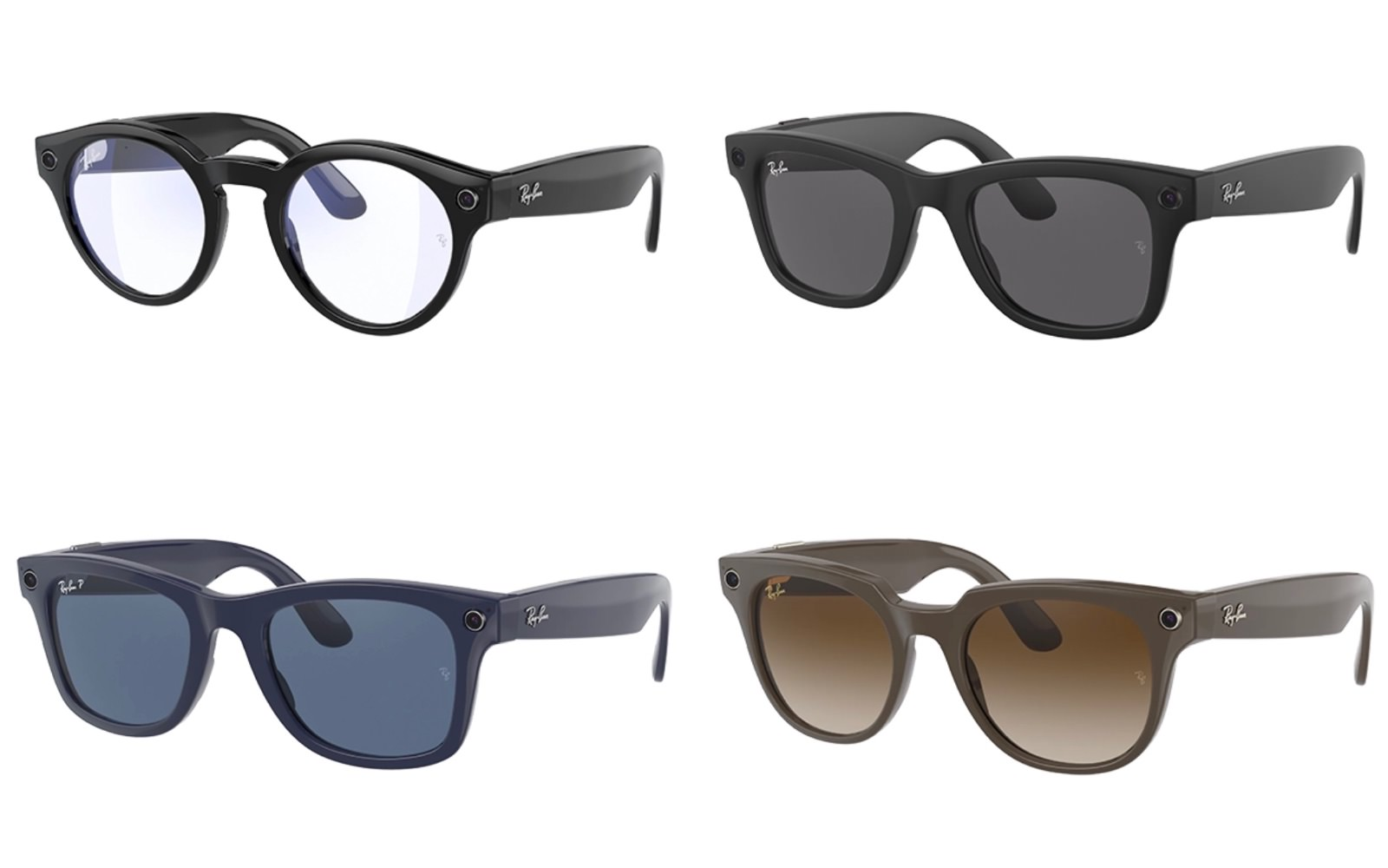 RayBan Stories Facebook Smart Glasses