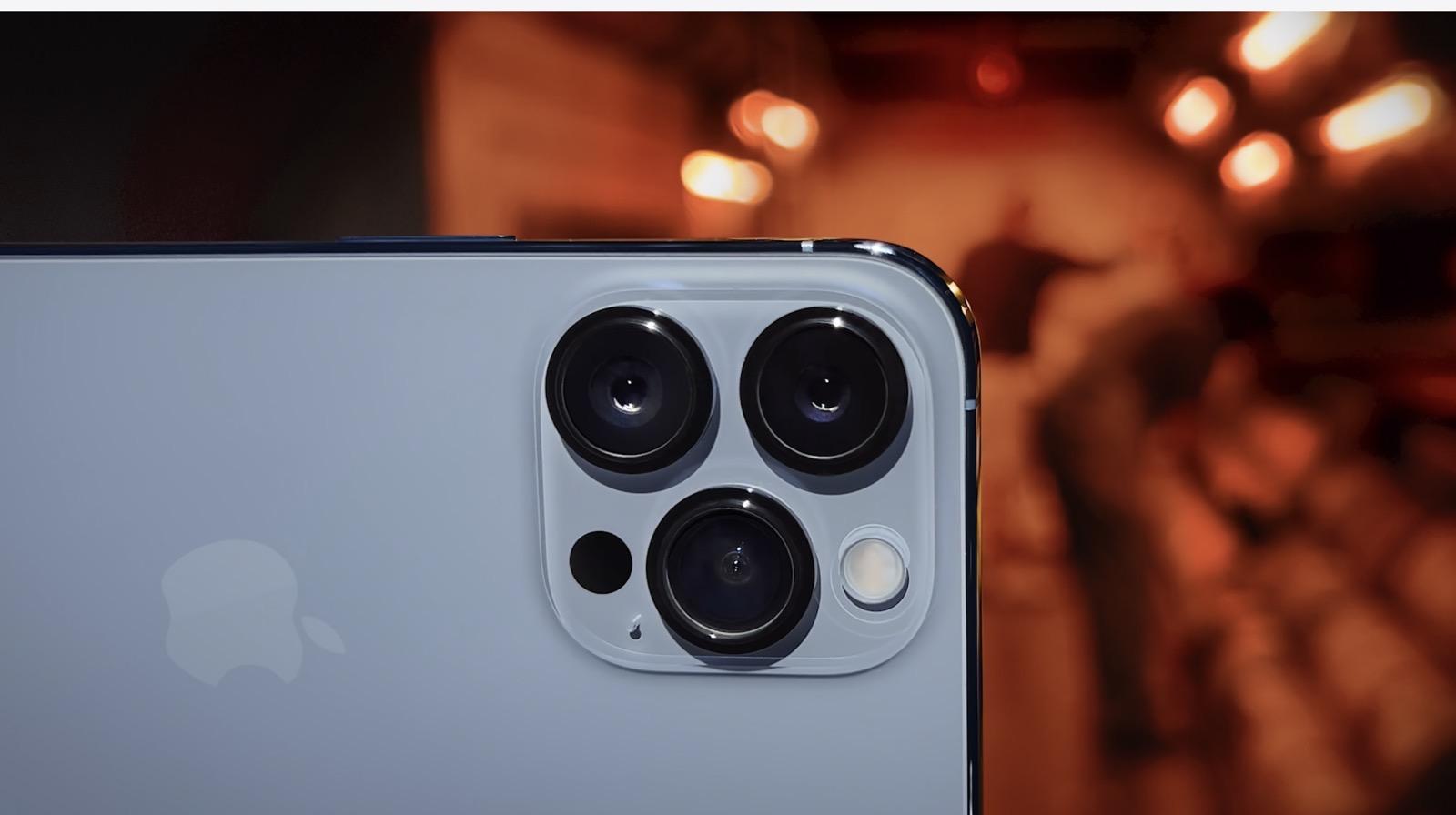 iPhone 13 Proのカメラ