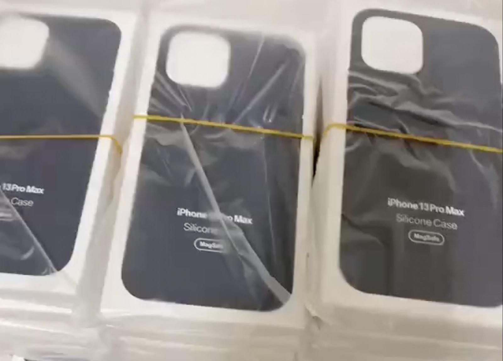 Iphone13promax silicone case