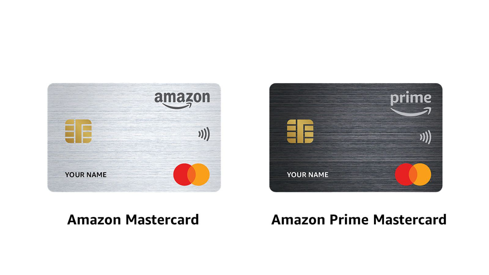 Amazon MasterCard Renewal 01