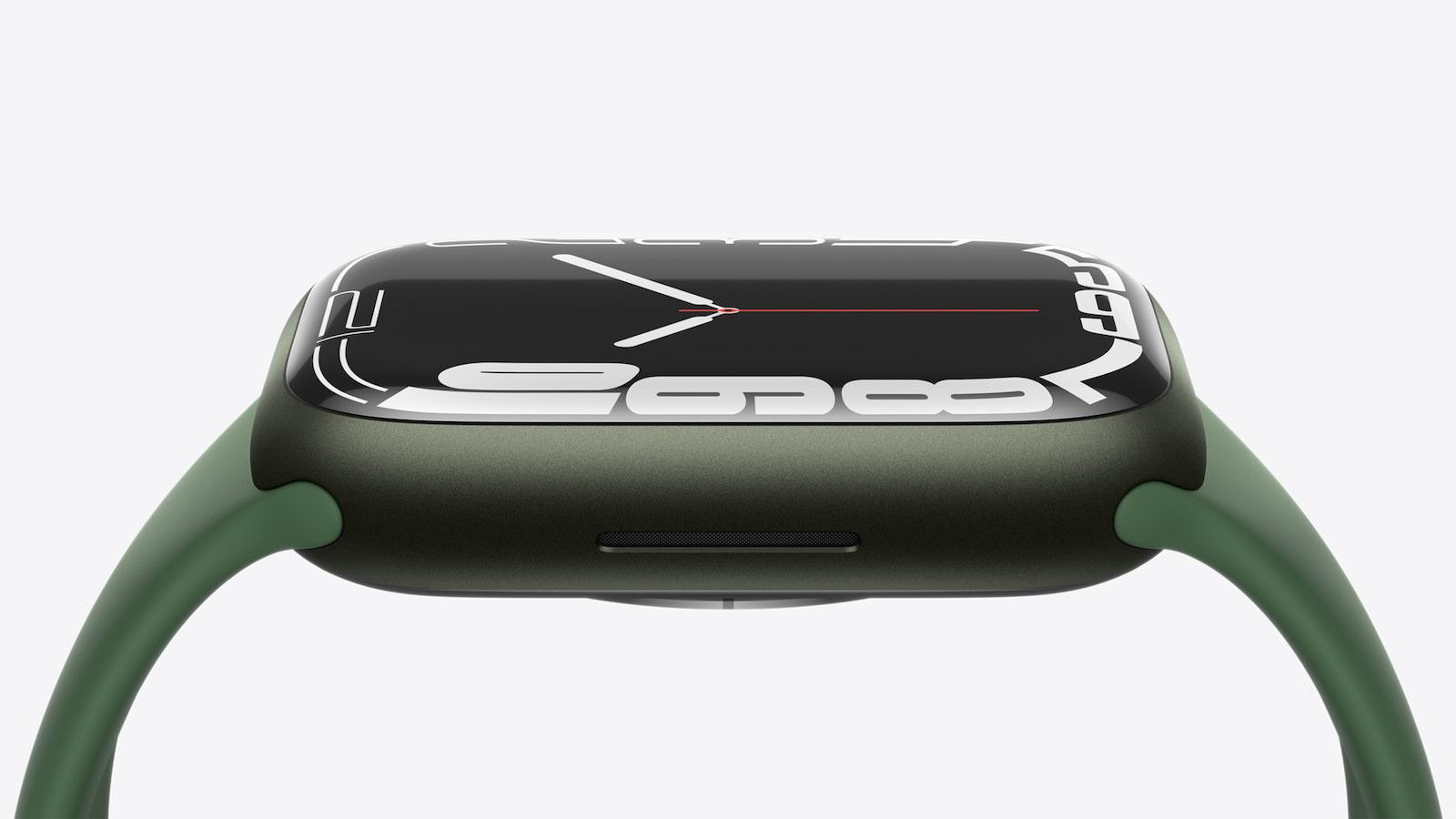 Apple watch series7 availability durability 10052021