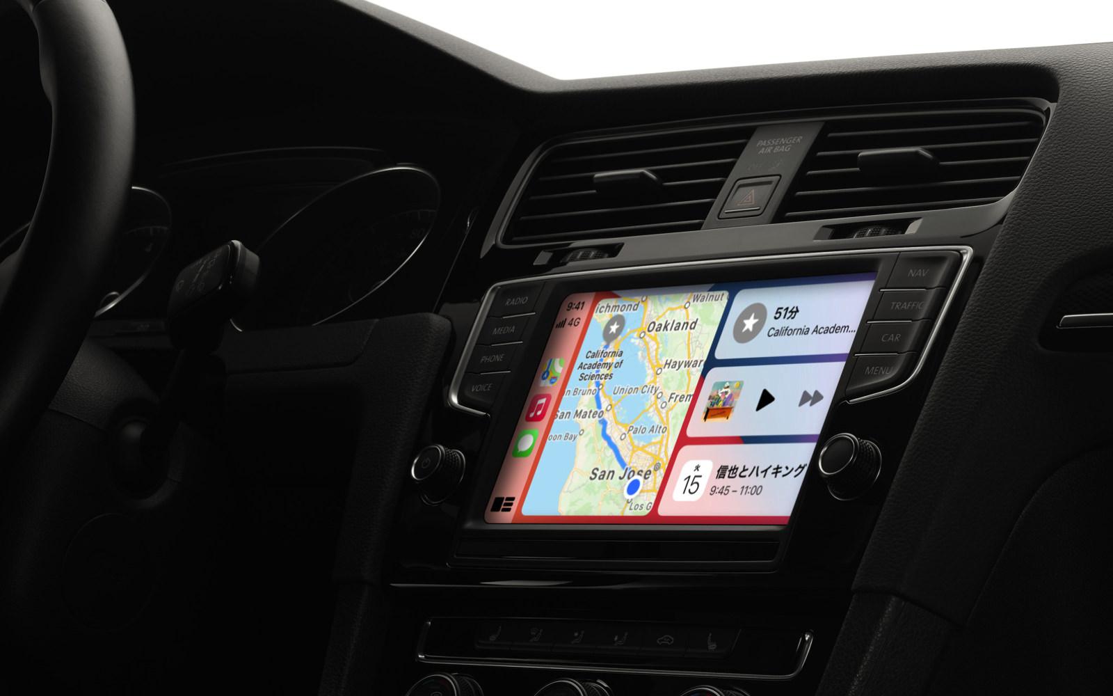 CarPlay Top Apple