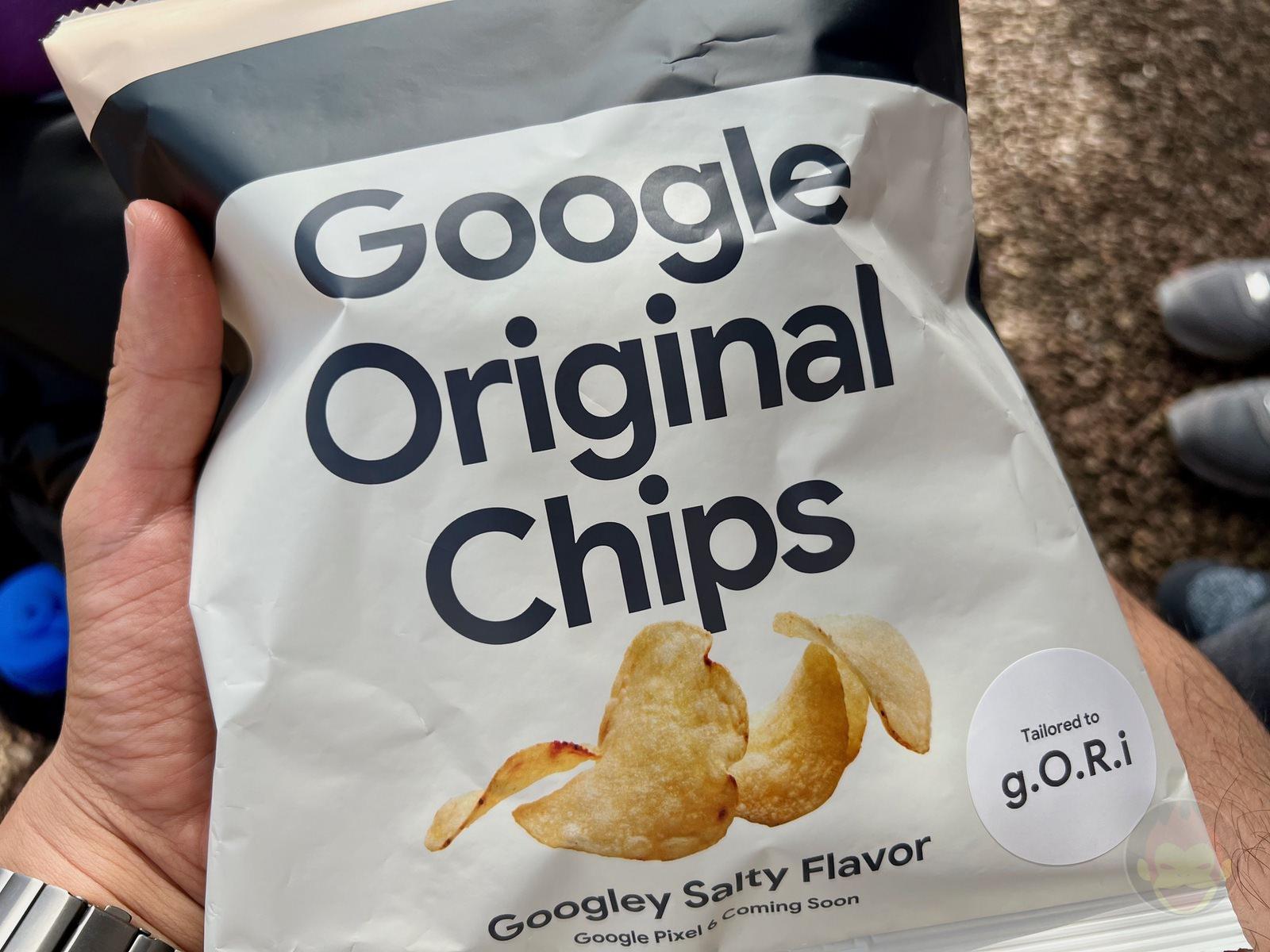 Google Chips Googley Salty Flavor 03