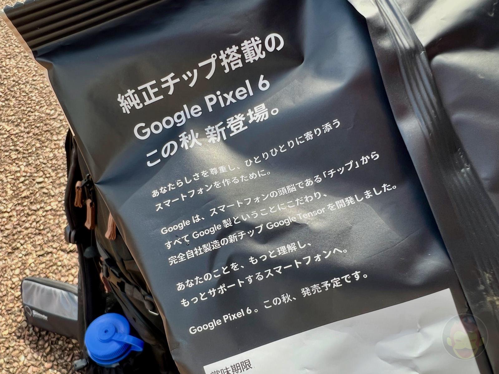 Google Chips Googley Salty Flavor 06
