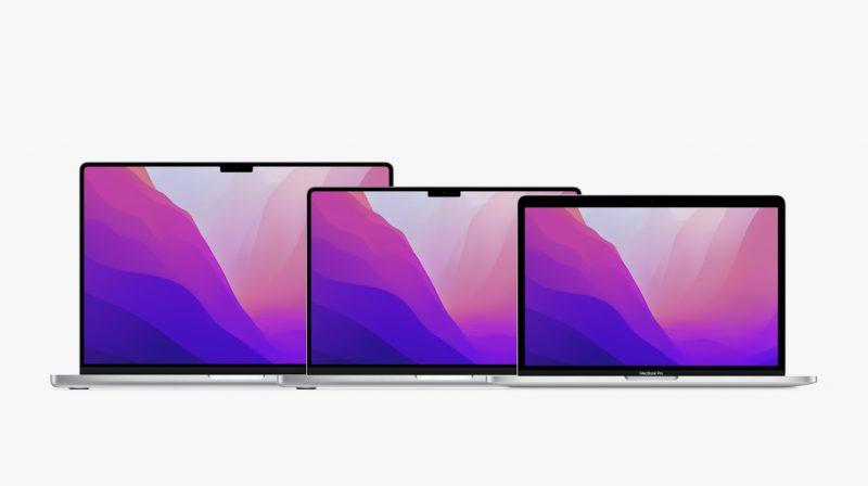 MacBook Pro Lineup 2021